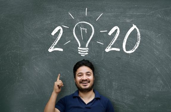 New Year New Ideas