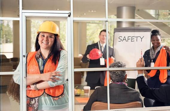 Emergency Employee Safety Meeting
