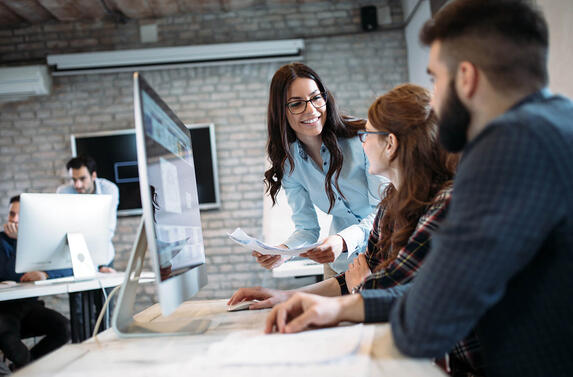 Employees want Growth and Training