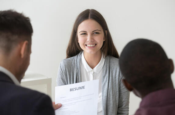 Recruiting the Perfect Employee