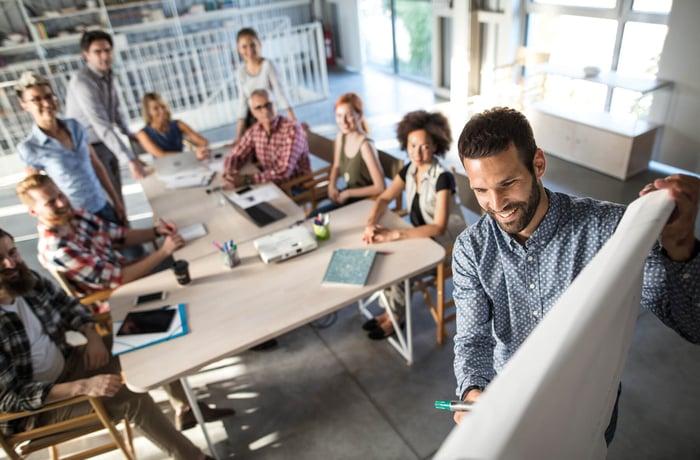 Increase Employee Communication & Improve Morale