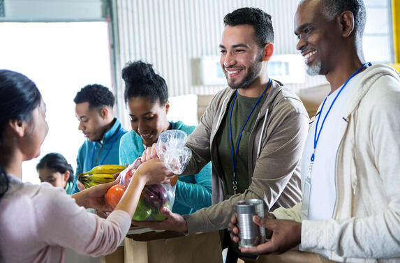 Volunteering Can Add to Your Bottom Line