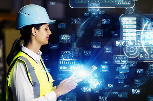 Facility Manager with IoT